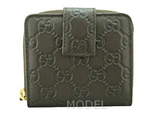 グッチ 財布 サイフ 二つ折り財布 メンズ グッチシマ アウトレット 346056 商品コード GUCCI-OUTLET-116 商品画像 2