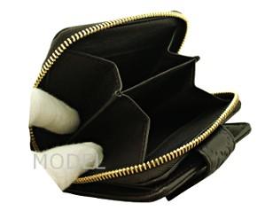 グッチ 財布 サイフ 二つ折り財布 メンズ グッチシマ アウトレット 346056 商品コード GUCCI-OUTLET-116 商品画像 4