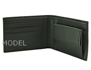 グッチ 財布 二つ折り メンズ 人気 黒/ブラック グッチシマ アウトレット 143384 商品コード GUCCI-OUTLET-141 商品画像 2