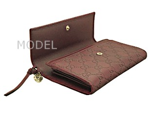 グッチ 財布 グッチシマ 長財布 アウトレット 323396 商品コード GUCCI-OUTLET-158 商品画像 5