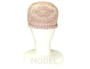 ルイヴィトン ニットキャップ 新作 ニット帽 ボネ・モノグラム グリッター ローズクレール M74770 商品コード LOUISVUITTON-005 商品画像 3