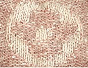 ルイヴィトン ニットキャップ 新作 ニット帽 ボネ・モノグラム グリッター ローズクレール M74770 商品コード LOUISVUITTON-005 商品画像 5