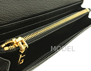 ミュウミュウ 財布 2014 新作 リボン バイカラー 長財布 レディース 5M1109 商品コード miumiu165 商品画像 3