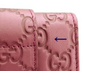 グッチ キーケース グッチシマ 6連キーケース ピンク 203551 アウトレット 商品コード GUCCI-OUTLET-098 商品画像 5