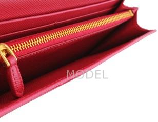 プラダ 財布 リボン ピンク レディース 長財布 人気 1M1132 アウトレット 商品コード PRADA-OUTLET-142 商品画像 5