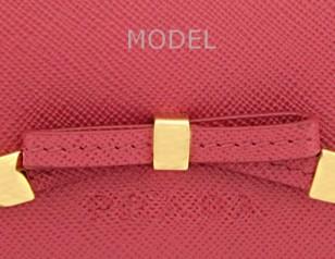 プラダ 財布 リボン ピンク レディース 長財布 人気 1M1132 アウトレット 商品コード PRADA-OUTLET-142 商品画像 6