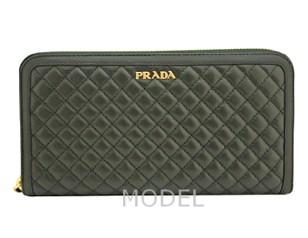 プラダ 財布 新作 長財布 レディース ラウンドファスナー 1M0506 アウトレット 商品コード PRADA-OUTLET-167 商品画像 1