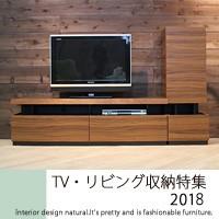 TVリビング収納特集2017