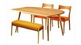 クローバー変形テーブル