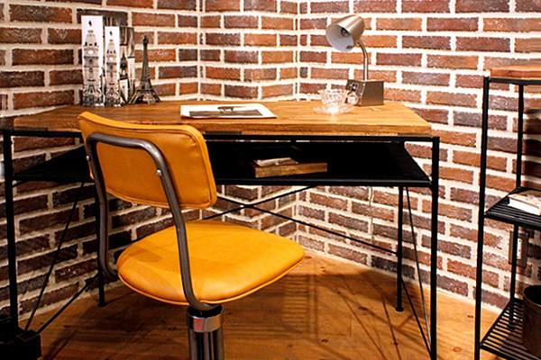 画像1:ケルト デスク 机 PCデスク ワークデスク kelt desk