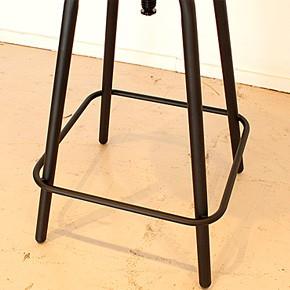 画像8:バースツール ケルト kelt 古材家具 アイアン家具 カウンターチェア デスクチェア