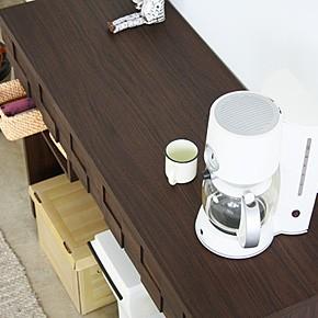 画像6:コルク 120 オープンカウンター COLK OPEN COUNTER キッチン収納 レンジ台