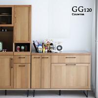 GG 120 カウンター