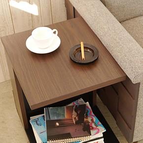 画像2:サイドテーブル ブックシェルフ コルク COLK