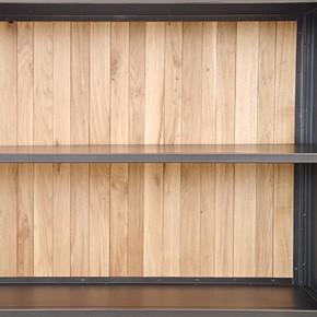 画像5:シェルフ ルモ ラック 棚 LMO SHELF W ディスプレイラック ラック 120 収納棚 MOSH