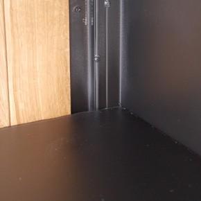 画像8:シェルフ ルモ ラック 棚 LMO SHELF W ディスプレイラック ラック 120 収納棚 MOSH