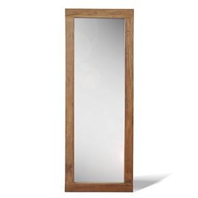 画像8:ミラー アル 姿見 AR MIRROR 鏡 全身鏡 鏡 ニレ古材 ビンテージ MOSH