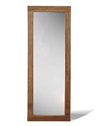 カット画像:ミラー アル 姿見 AR MIRROR 鏡 全身鏡 鏡 ニレ古材 ビンテージ MOSH