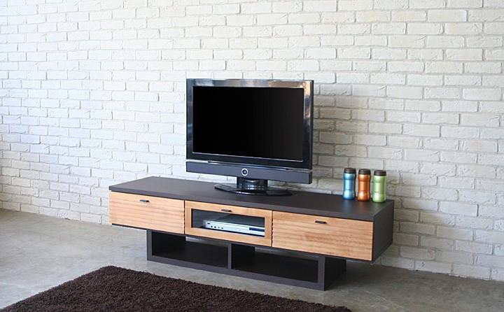 イメージ画像: 160 PZTV ロータイプテレビボード/テレビ台