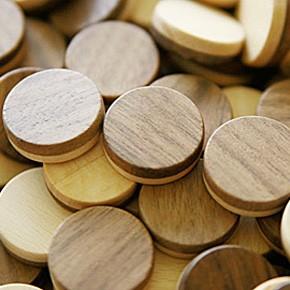 画像6:積み木 34P 木のおもちゃ 手作りおもちゃ