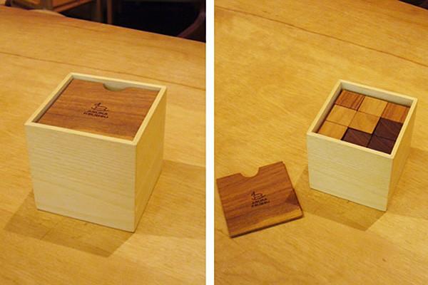 画像2:ソーマキューブ 木製 手作りおもちゃ 手作りおもちゃ