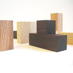 画像5:ポリキューブパズル12P 木製 木のおもちゃ 手作りおもちゃ