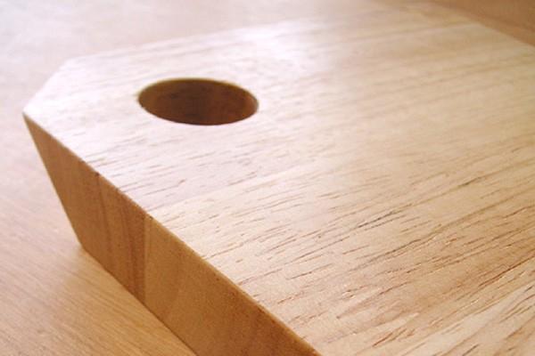 画像1:カッティングボード S 手作りおもちゃ