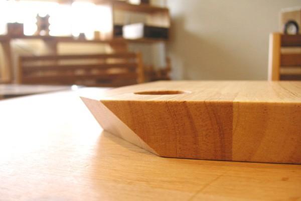 画像3:カッティングボード M 手作りおもちゃ