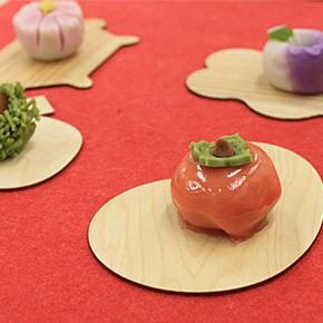 画像15:木の雑貨 めでたい菓子敷 木製雑貨 菓子敷き ギフト お祝 福 プレゼント 飛鳥工房