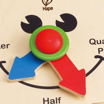 時計のお勉強パズル