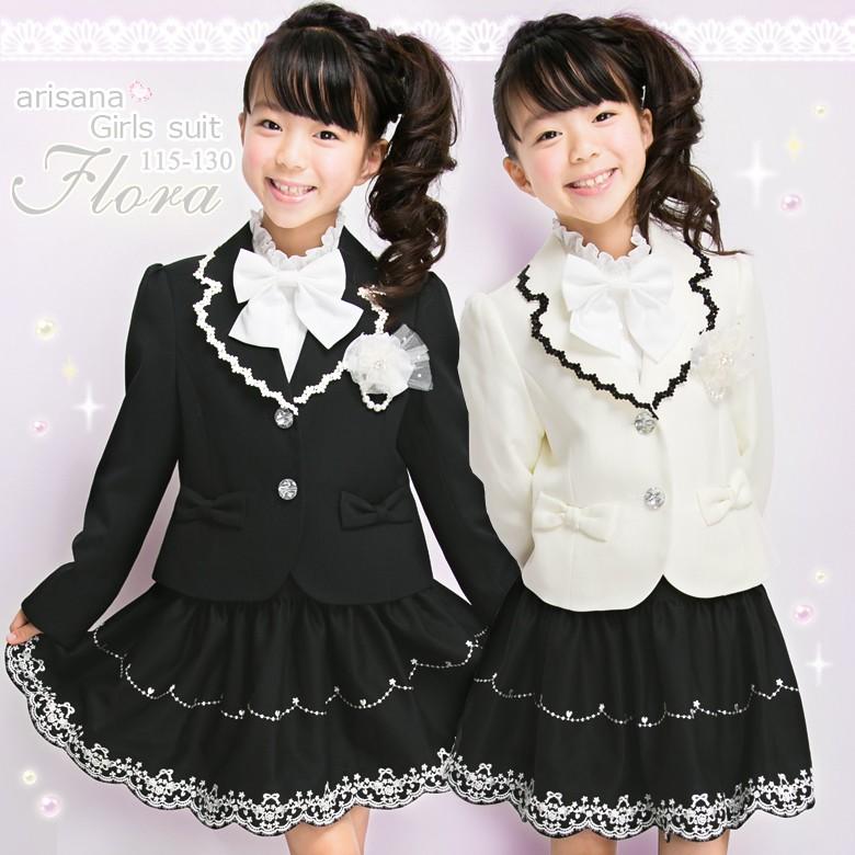 入学式子供服女の子