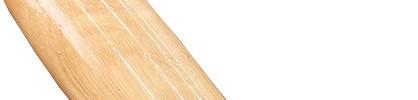 ナチュラルカラーの木製脚