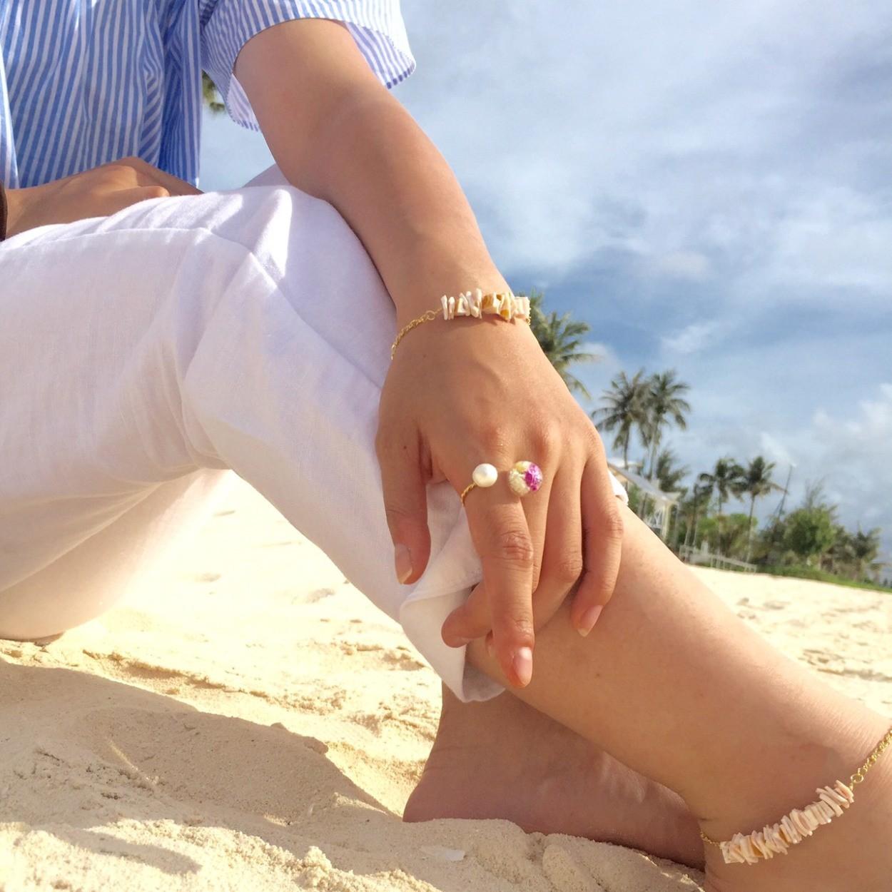 指輪、ブレスレット、アクセサリー