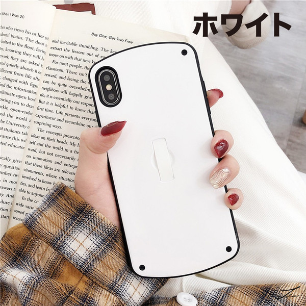 iPhone ケース iPhone XsMax iPhone XR iPhone X iPhone XS iPhone 8 iPhone 7 Plus ソフト 薄型 軽量 耐衝撃 落下防止 ケース|monocase-store|15