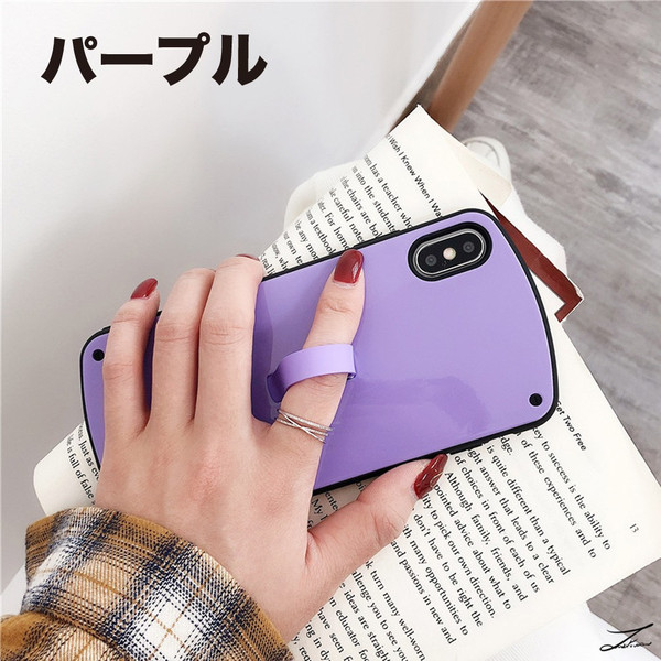 iPhone ケース iPhone XsMax iPhone XR iPhone X iPhone XS iPhone 8 iPhone 7 Plus ソフト 薄型 軽量 耐衝撃 落下防止 ケース|monocase-store|17
