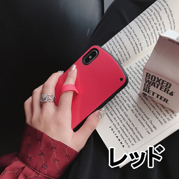 iPhone ケース iPhone XsMax iPhone XR iPhone X iPhone XS iPhone 8 iPhone 7 Plus ソフト 薄型 軽量 耐衝撃 落下防止 ケース|monocase-store|19