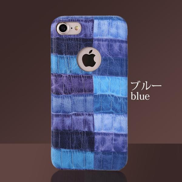 iPhoneケース iPhoneX iPhone8 iPhone7 iPhone8Plus iPhone7Plus ソフト オータムクロコ|monocase-store|14