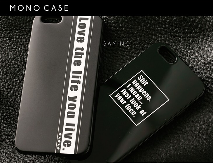 Saying for iPhone6case