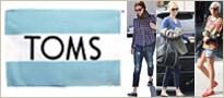 TOMS(トムズスリッポン)