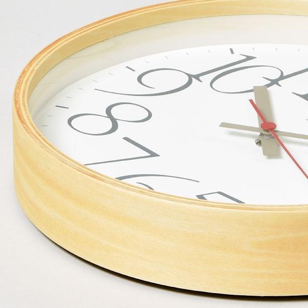 タカタレムノス Lemnos AY clock 掛け時計 掛時計 壁掛け時計 壁掛時計 おしゃれ