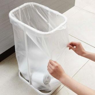 分別ゴミ袋ホルダー LUCE ゴミ箱 ごみ箱 ダストボックス