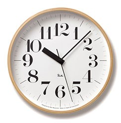 Riki Clock Lemnos WR 07-11
