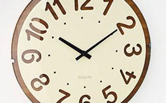 掛け時計 ハーゲン クロック