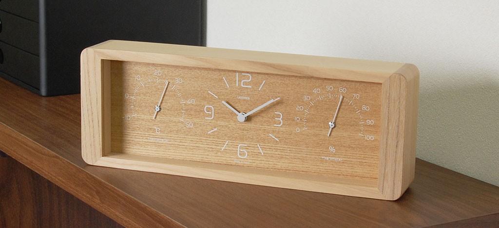 掛け時計 Lemnos LC11-06 クロック