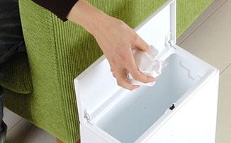 ゴミ箱 ごみ箱 キッチンフラップ ダストボックス