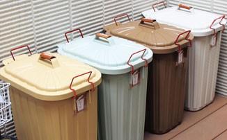 ゴミ箱 ごみ箱 ペール×ペール ダストボックス