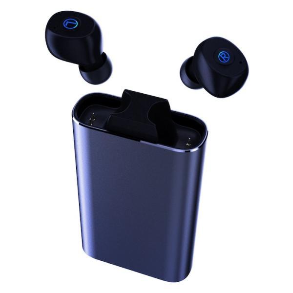 ワイヤレスイヤホン イヤホン bluetooth イヤホン 両耳 高音質 ブルートゥース 自動ペアリング 防水|monqle|20
