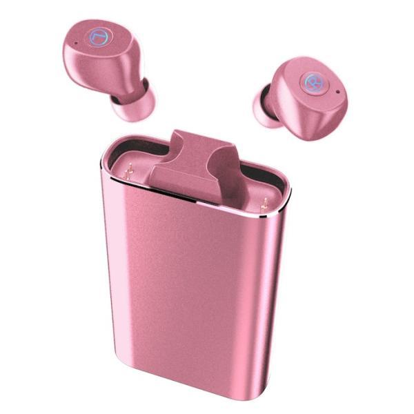 ワイヤレスイヤホン イヤホン bluetooth イヤホン 両耳 高音質 ブルートゥース 自動ペアリング 防水|monqle|21