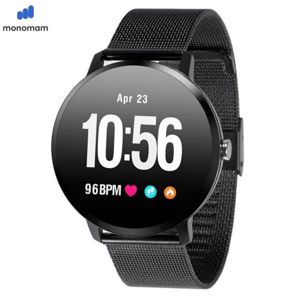スマートウォッチ iphone 対応 レディース メンズ アンドロイド 日本語 説明書  血圧 防水 2020モデル最新 日本語 LINE対応 腕時計 スポーツ|monqle|22