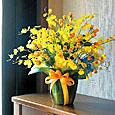 光の楽園(光触媒造花)ゴールドストライク